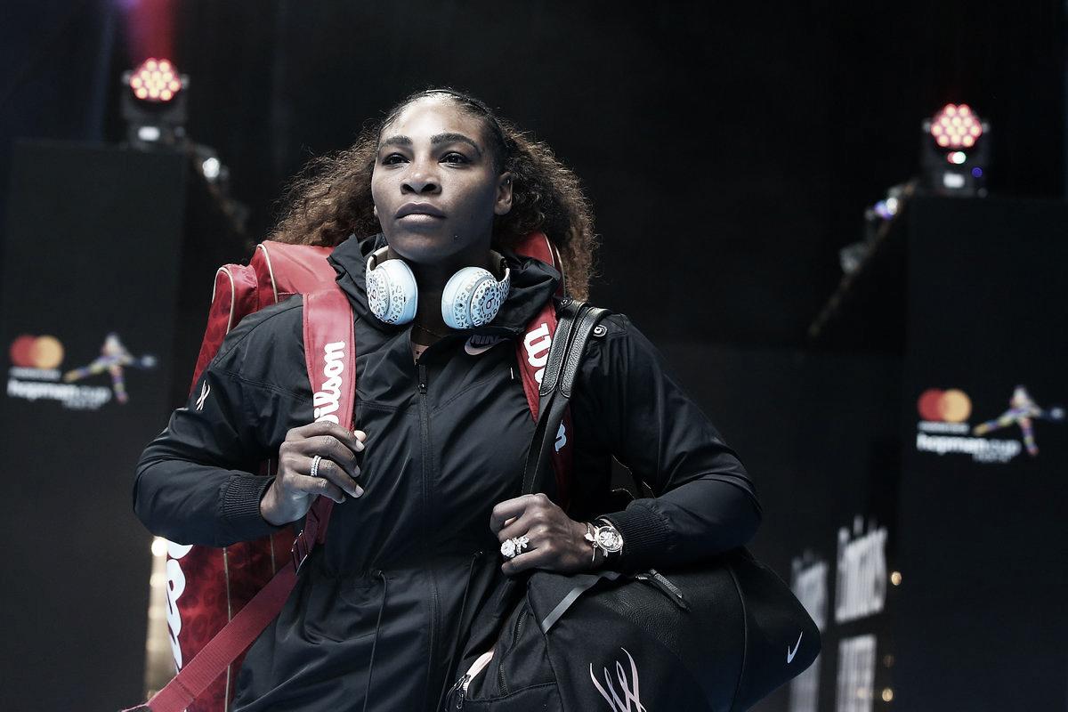 Serena vence inspirada Boulter e dá primeiro ponto do dia aos EUA na Hopman Cup