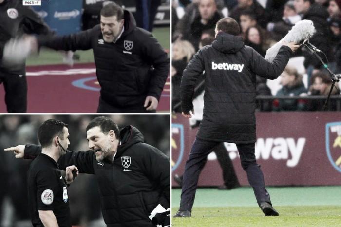 """Bilic: """"El árbitro ha estado muy, muy, muy mal"""""""