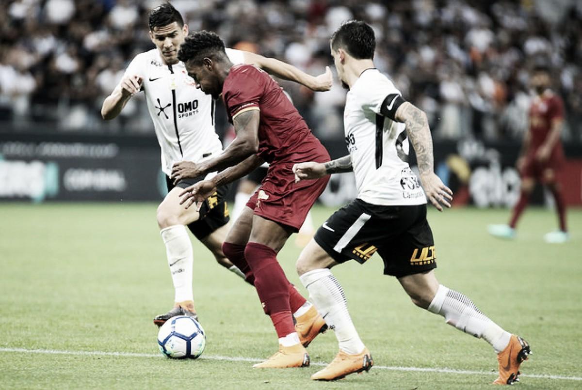 """Pablo Dyego lamenta derrota contra Corinthians: """"Tivemos chance de virar"""""""