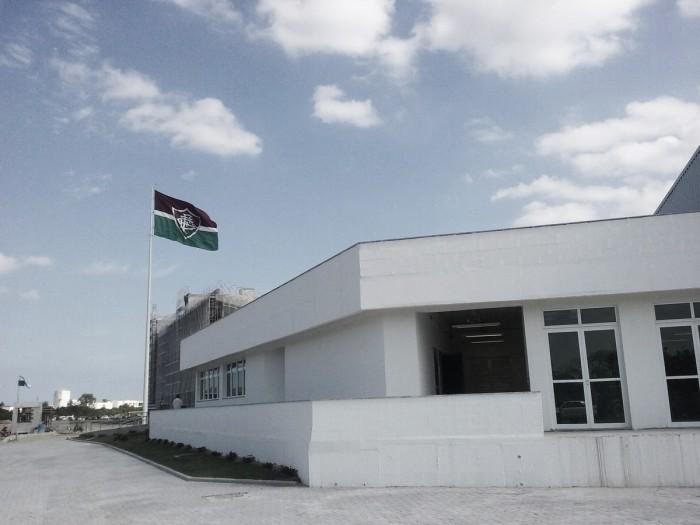 Antes e depois: veja como foi a construção do CT do Fluminense