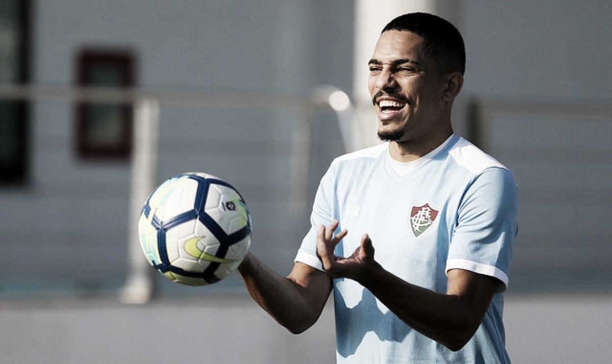 Com contrato perto do fim, Gilberto dá preferência de renovação para o Fluminense