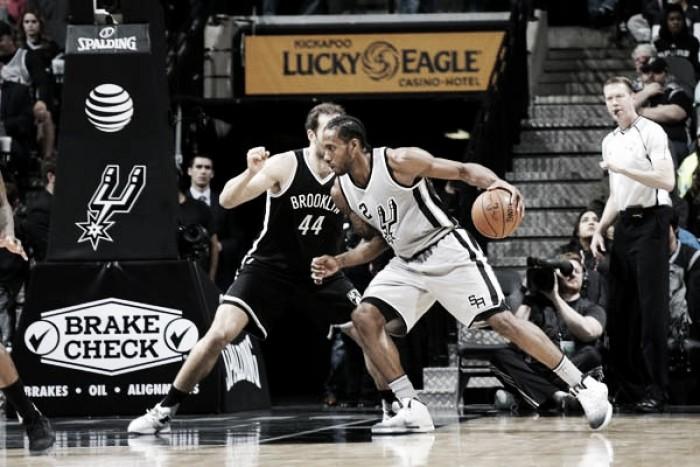 Nba, San Antonio a valanga sui Nets. Utah in controllo sui Kings