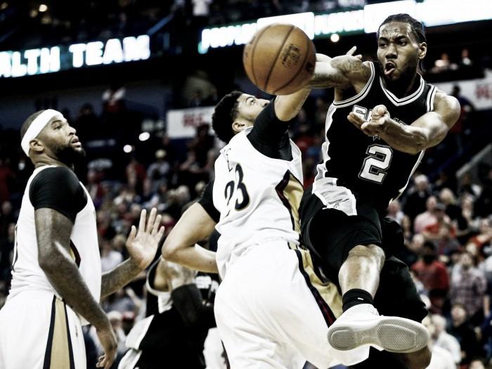 NBA, Spurs all'overtime a New Orleans. Westbrook non basta ai Thunder contro Phoenix