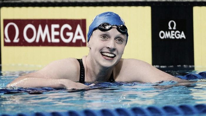 Rio 2016, batterie nuoto: fuori la 4X100 s.l. maschile. Si salva solo la Castiglioni, Ledecky show