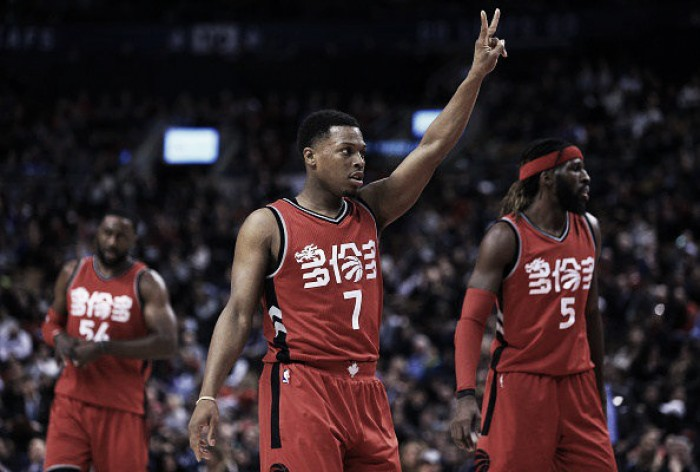 Nba, Lowry salva Toronto contro i Pelicans. Portland facile sugli Hornets