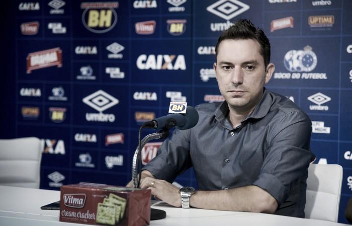 Entrevista: diretor do Cruzeiro diz que ainda não foi procurado por nova diretoria e espera proposta