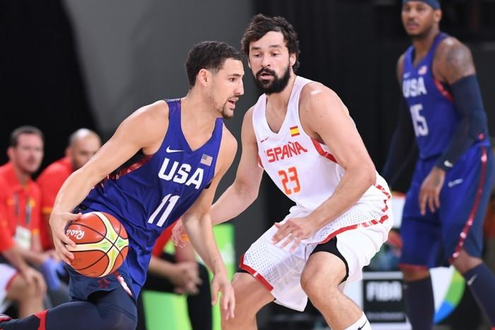 Basket Rio 2016, gli USA battono la Spagna e vanno in finale