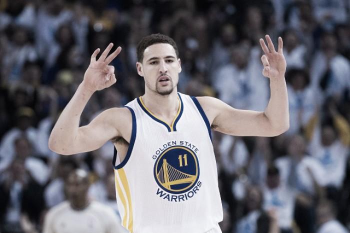 NBA All Star Game - Three Point Contest: Thompson ci sarà, Curry no. Diversi gli outsider