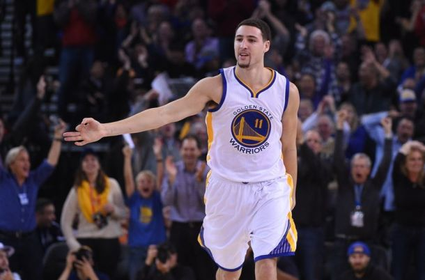 Klay Thompson's Improvement This Past Season
