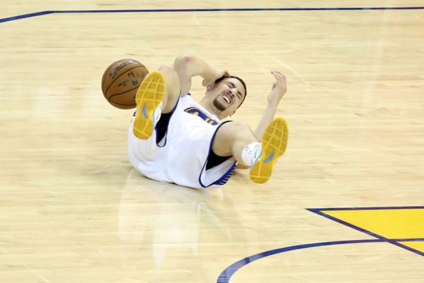 Klay Thompson Out Indefinitely With Concussion