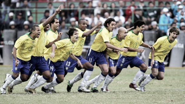 Copa América 2004: gol nos acréscimos, pênaltis e a ascensão de Adriano Imperador