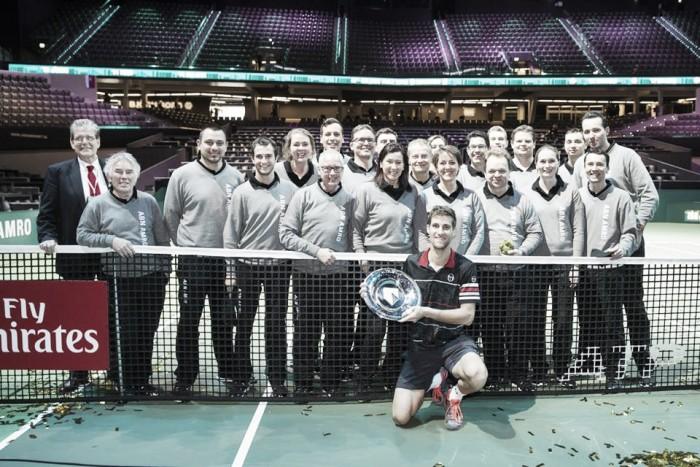 Atp Rotterdam, Klizan trionfa in finale su Monfils