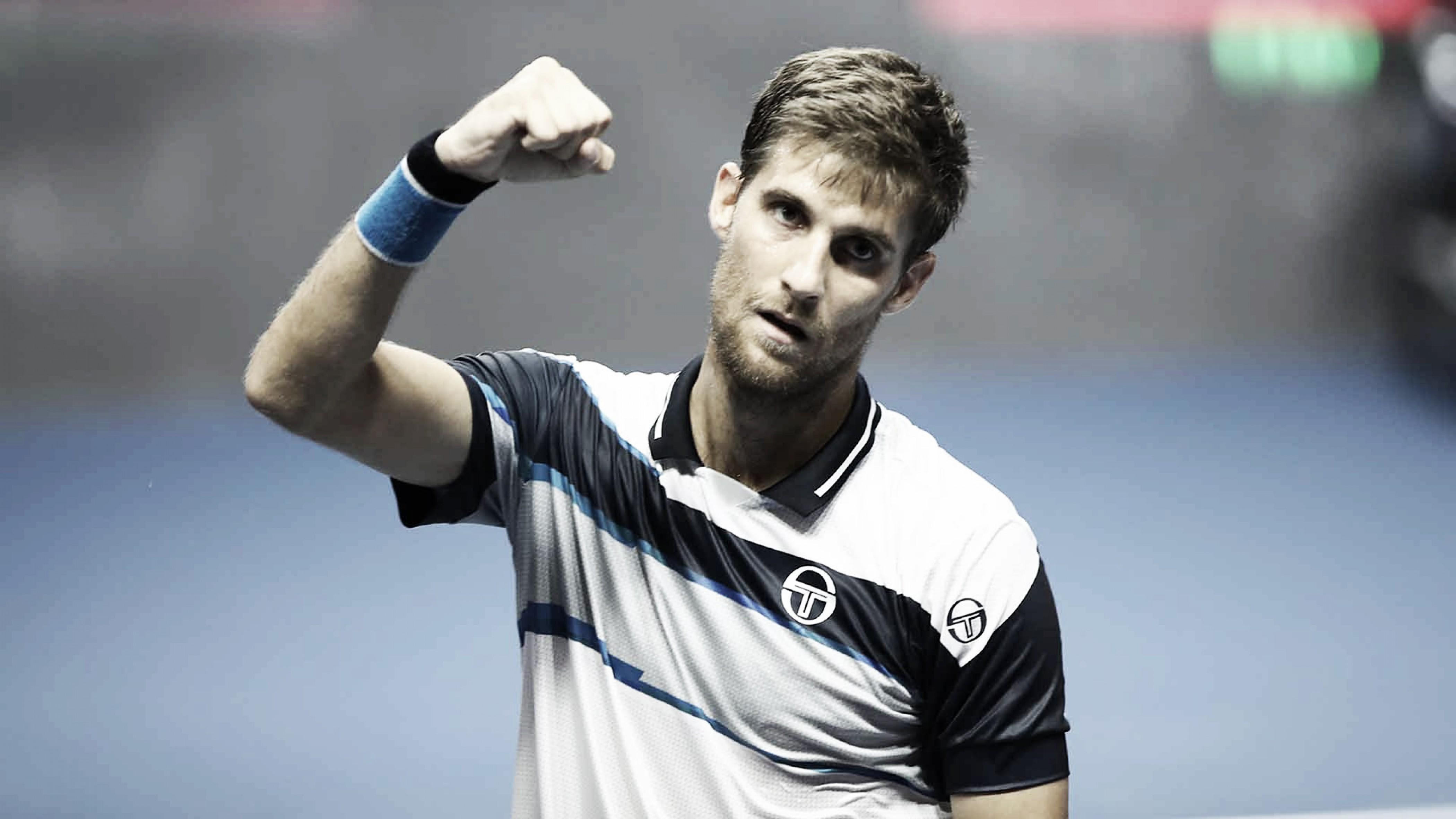Bautista cae ante Thiem en la semifinal de San Petersburgo