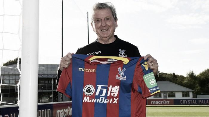 Crystal Palace age rápido e contrata Roy Hodgson, ex-Seleção Inglesa, para lugar de Frank de Boer