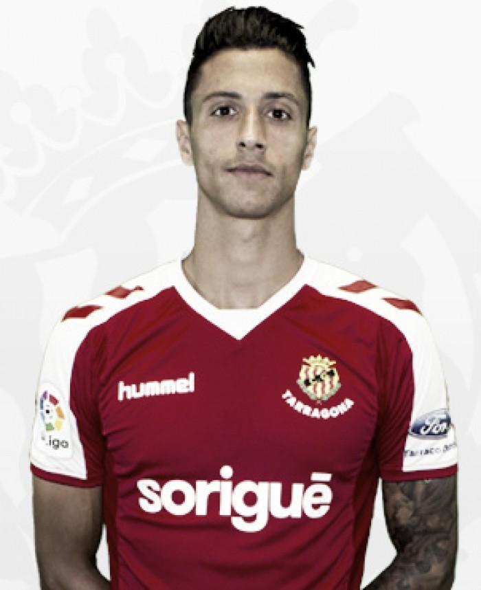 Maikel Mesa, el mejor ante el Albacete