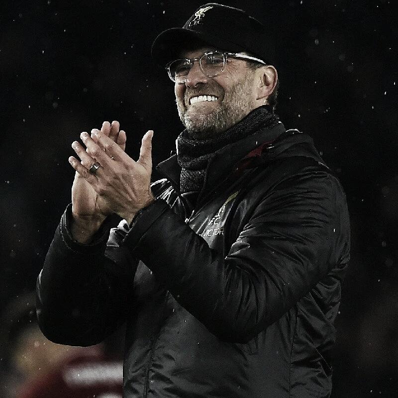"""Klopp destaca vitória do Liverpool sobre Brighton: """"Merecemos"""""""