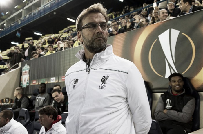 "Reds want to change the ""situation in the table"" with win over Swansea says Jürgen Klopp"