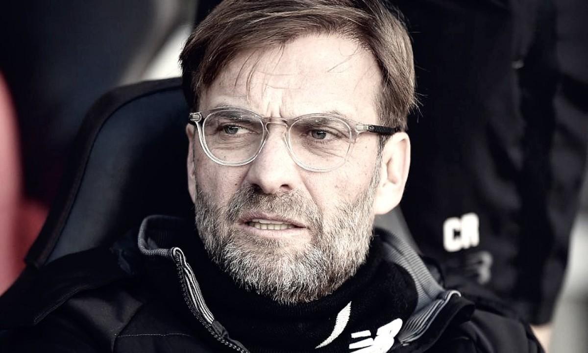 """Jürgen Klopp: """"El derbi es el partido más importante para los aficionados"""""""