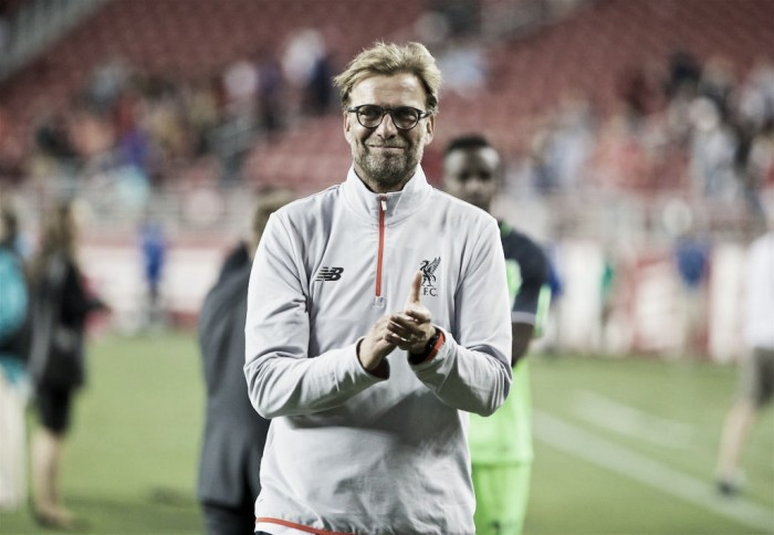 Jürgen Klopp hints at further Liverpool signings to come this summer