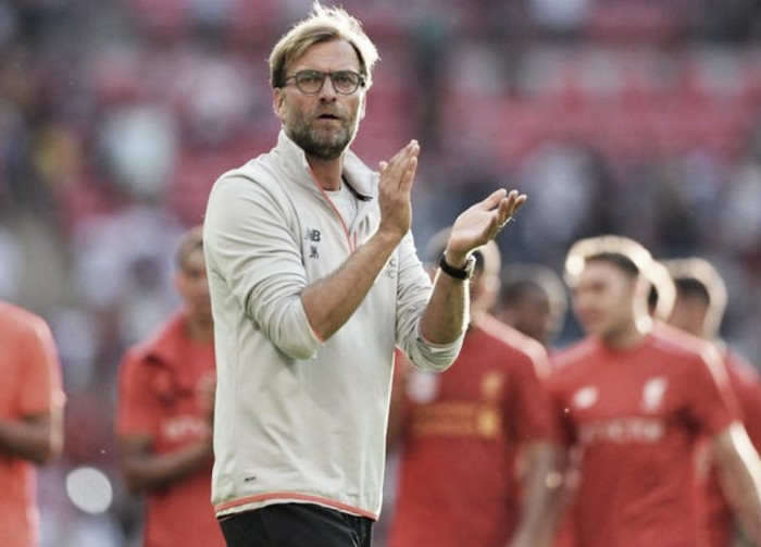 Jürgen Klopp: 98 per-cent of Liverpool's 4-0 win over Barcelona was really great