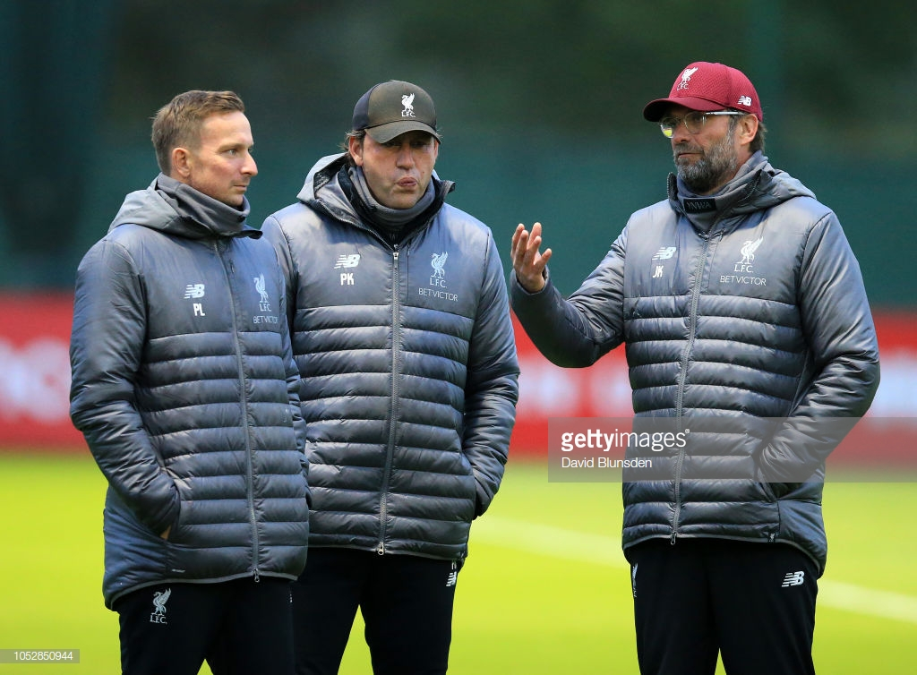 Klopp suggests 'consistency' is key to bridging gap to City