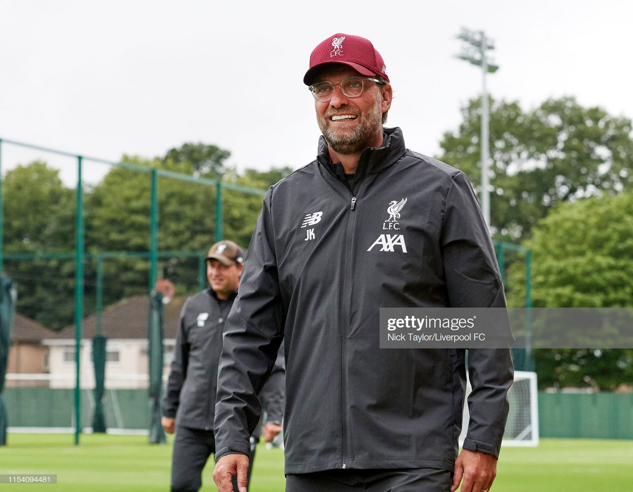 Jurgen Klopp admits it'll be a quiet summer for Liverpool