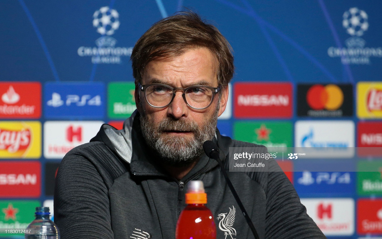 The key quotes from Jurgen Klopp's pre-Ajax press conference