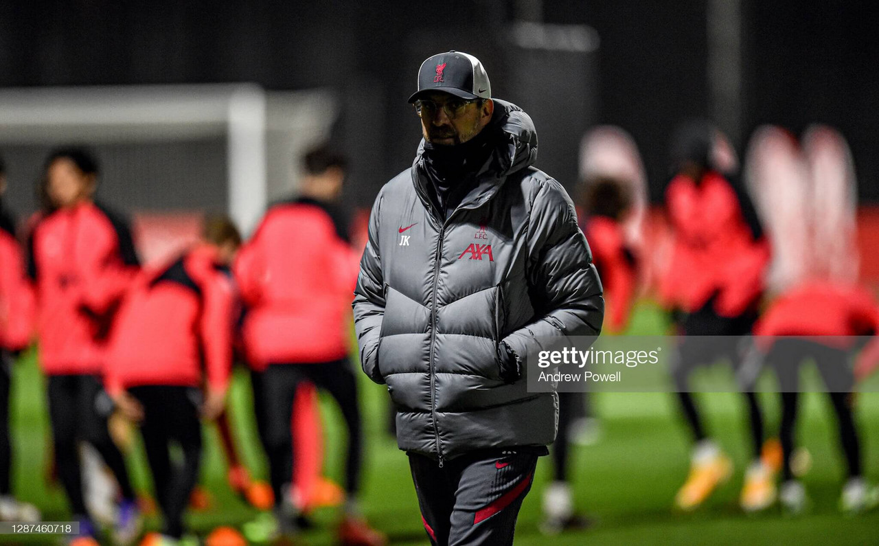 Arsenal vs Liverpool: Key quotes from Klopp's pre-match conference