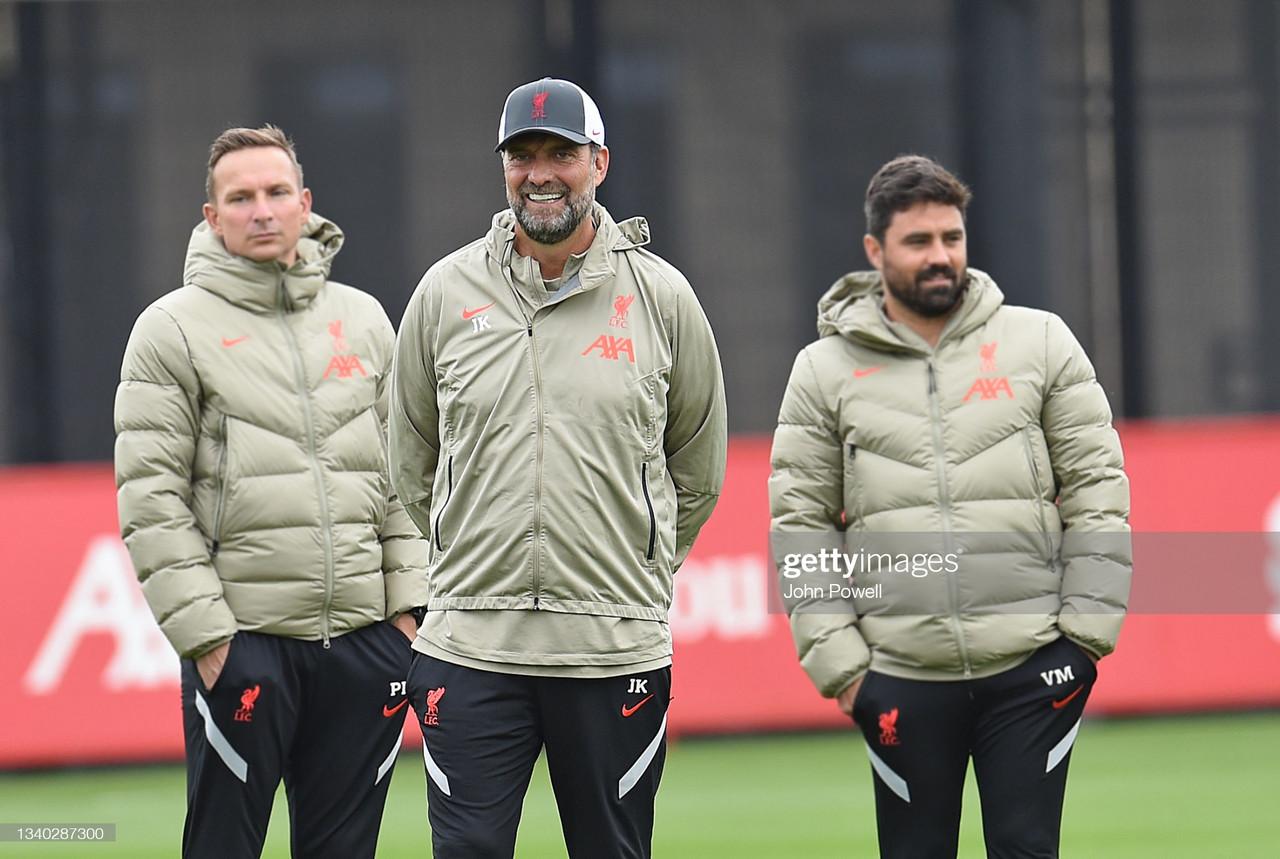 Liverpool vs AC Milan: Klopp's pre-match comments