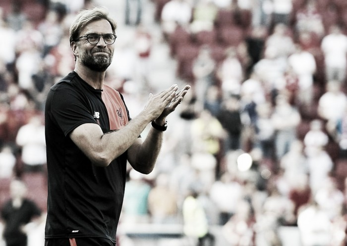 Jürgen Klopp: Liverpool are ready to show our best against Arsenal