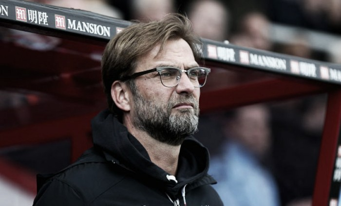 Jürgen Klopp rues dropped points that have cost Liverpool a top four finish