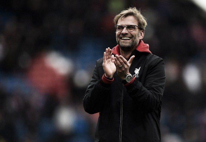 "Liverpool's victory at Crystal Palace was ""more about the passion"" than their formation says Jürgen Klopp"