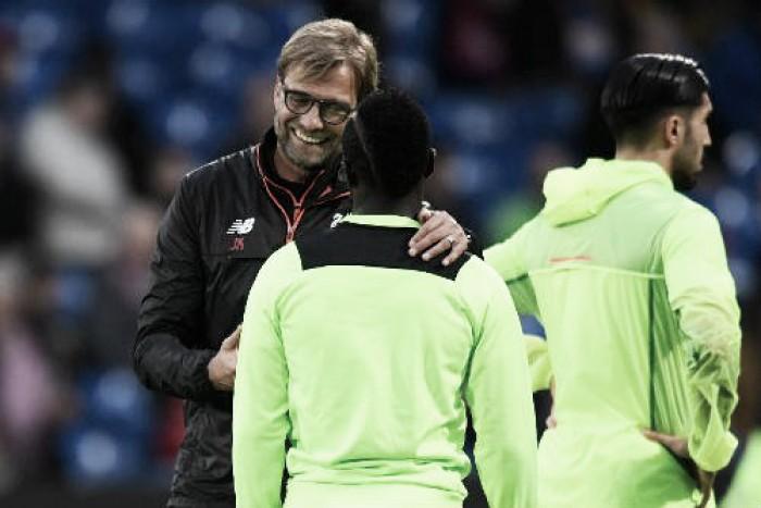 """Jürgen Klopp: """"El equipo se encuentra en esta situación gracias al carácter de nuestros jugadores"""""""