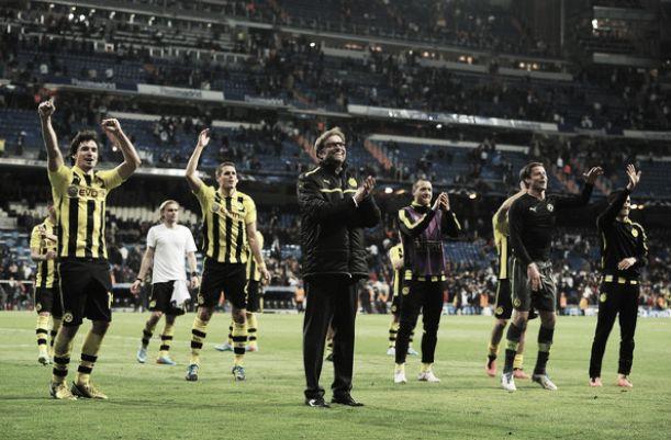 Em recuperação: Borussia Dortmund na senda das vitórias