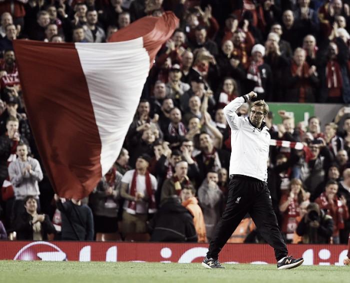Mudança de postura após chegada de Klopp leva Liverpool à final da UEL
