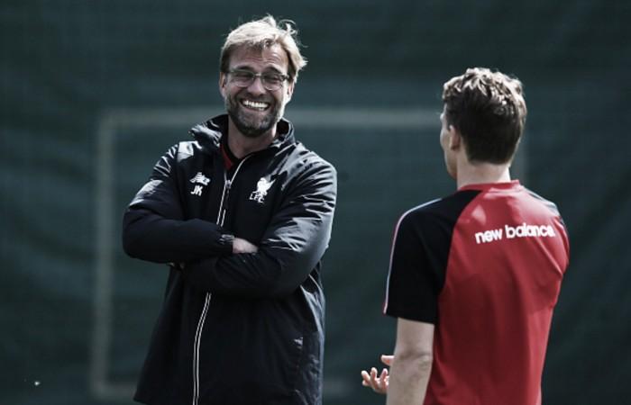 Jürgen Klopp to rest entire Europa League final squad for Liverpool's final Premier League game