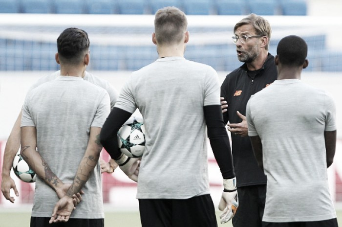 Sem Coutinho, Liverpool encara Hoffenheim de olho na fase de grupos da Champions