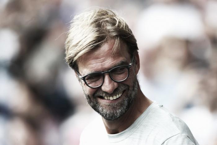 """Klopp revela frustração com início de temporada do Liverpool: """"Não era o que eu queria"""""""
