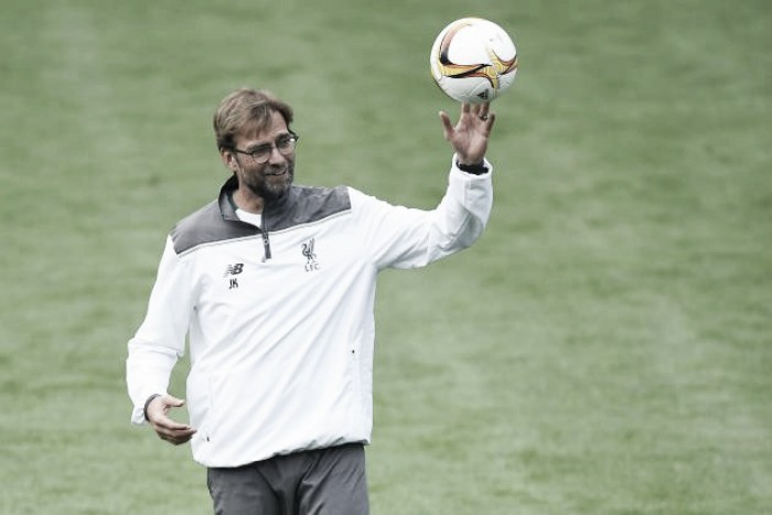 Jürgen Klopp selects attacking side for Europa League final