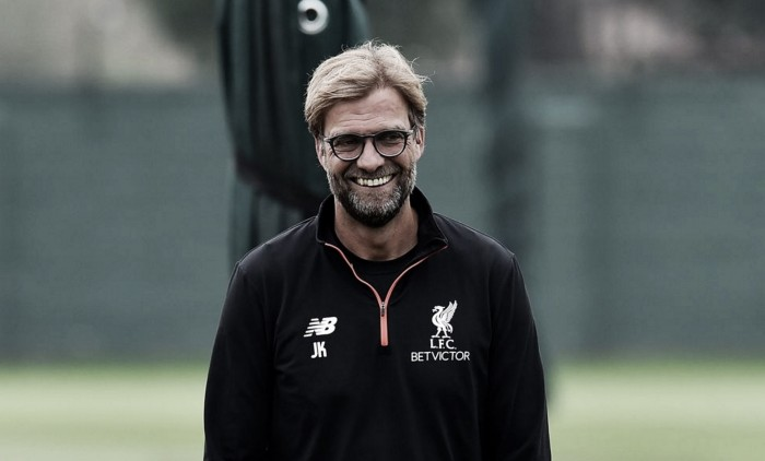 Jürgen Klopp: Tottenham are strong but so are Liverpool and we can show that on Saturday