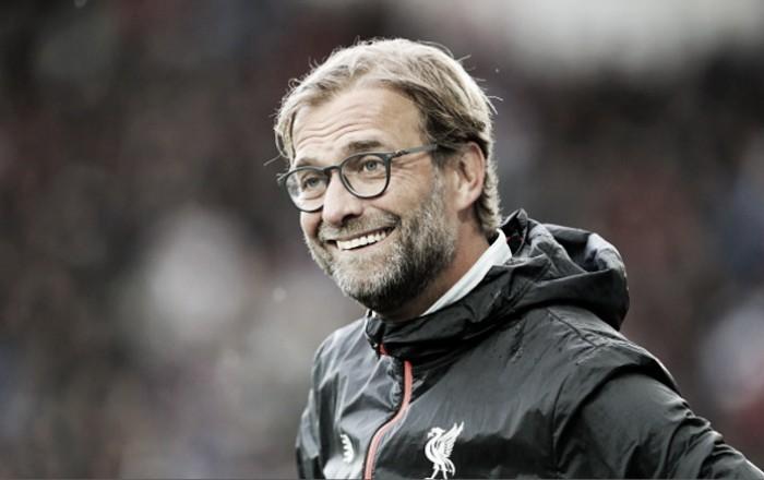 """Após vitória de virada, Klopp se diz satisfeito com o Liverpool: """"Estamos realmente felizes"""""""