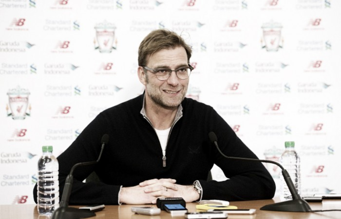 We're in it to win it, insists Jürgen Klopp ahead of Liverpool's Capital One Cup final
