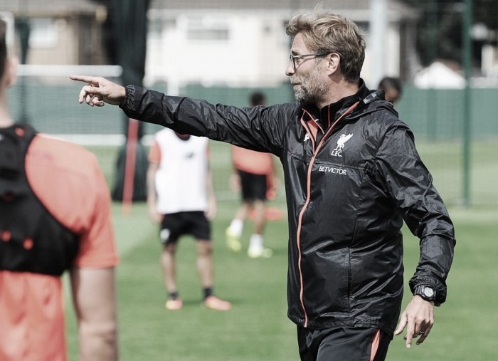 Final friendly line-ups will not reflect Liverpool's team for Arsenal, says Jürgen Klopp