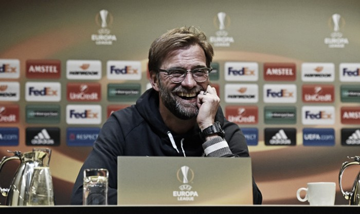 My Liverpool side is capable of causing an upset at Borussia Dortmund, says Jürgen Klopp