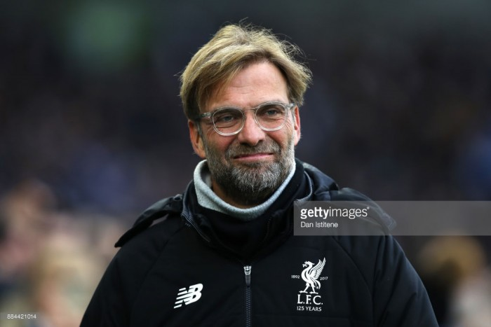 Klopp praises side despite defensive injuries