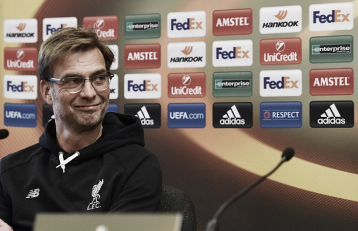 "Liverpool against Manchester United is ""the mother of all games"" insists Jürgen Klopp"