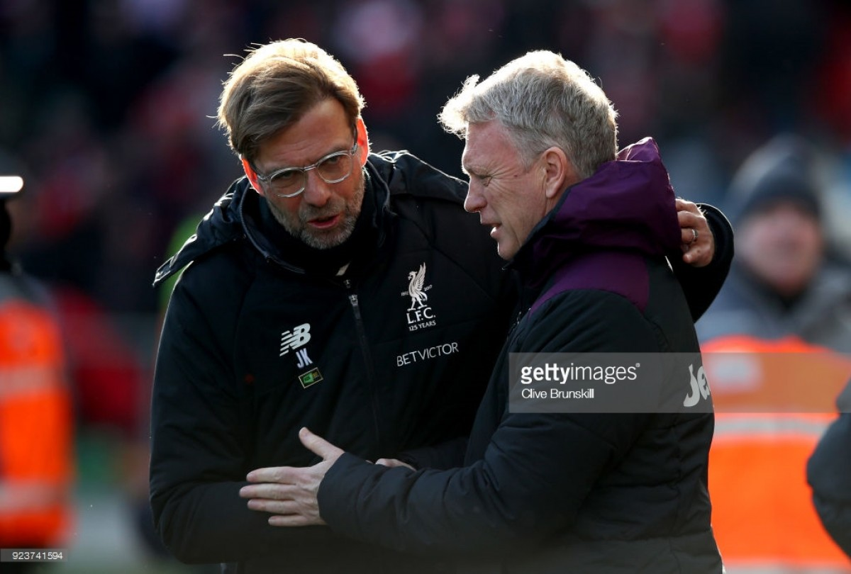 Liverpool manager Jürgen Klopp delighted with Reds' complete performance against West Ham United on Saturday