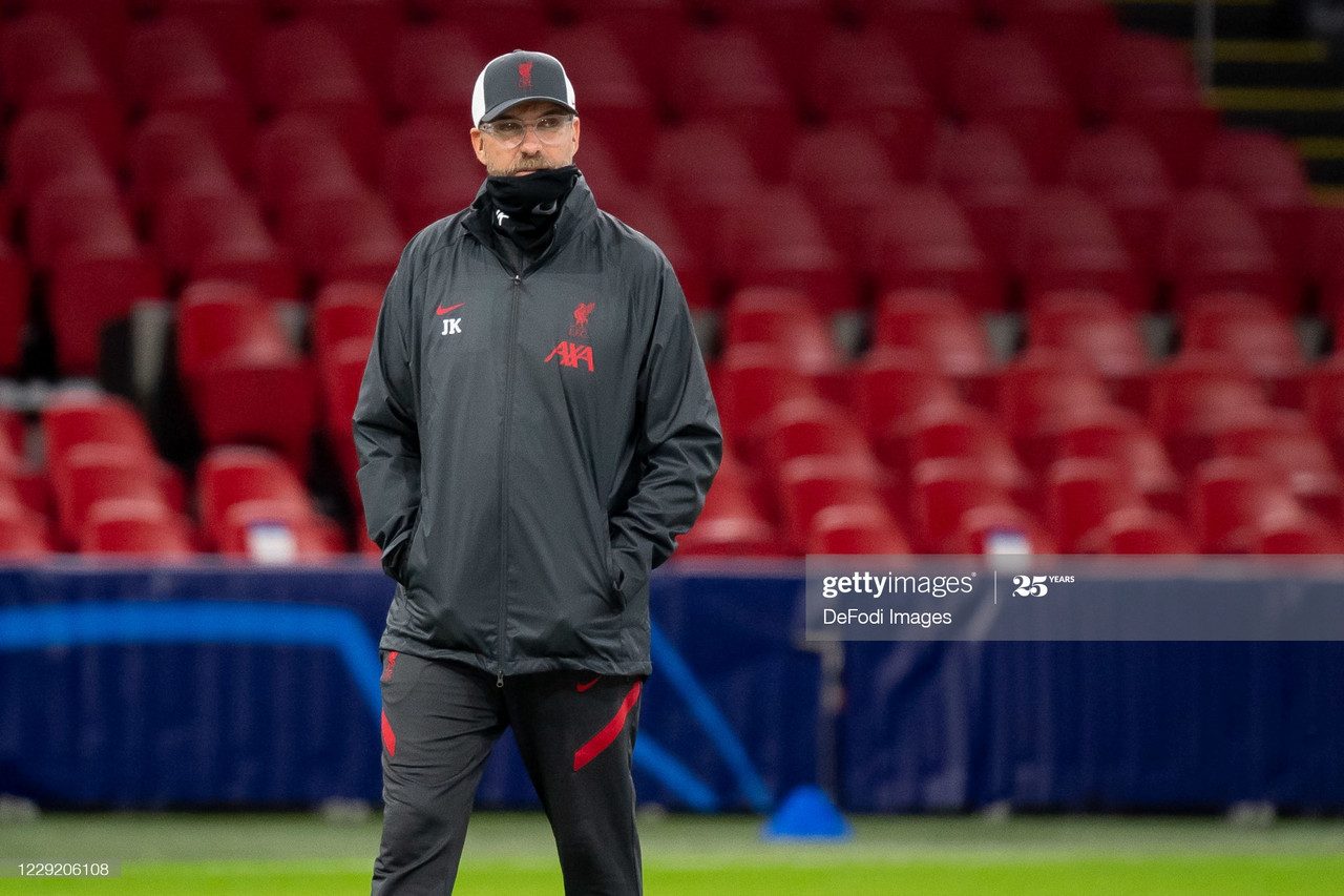 The key quotes from Jurgen Klopp's post-Ajax press conference