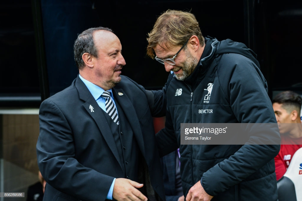 Rafa Benitez 'excited' for Anfield trip, but warns Liverpool he's returning to win