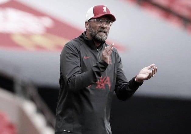 Jürgen Klopp vê Liverpool superior em derrota para Arsenal nos pênaltis na Supercopa da Inglaterra